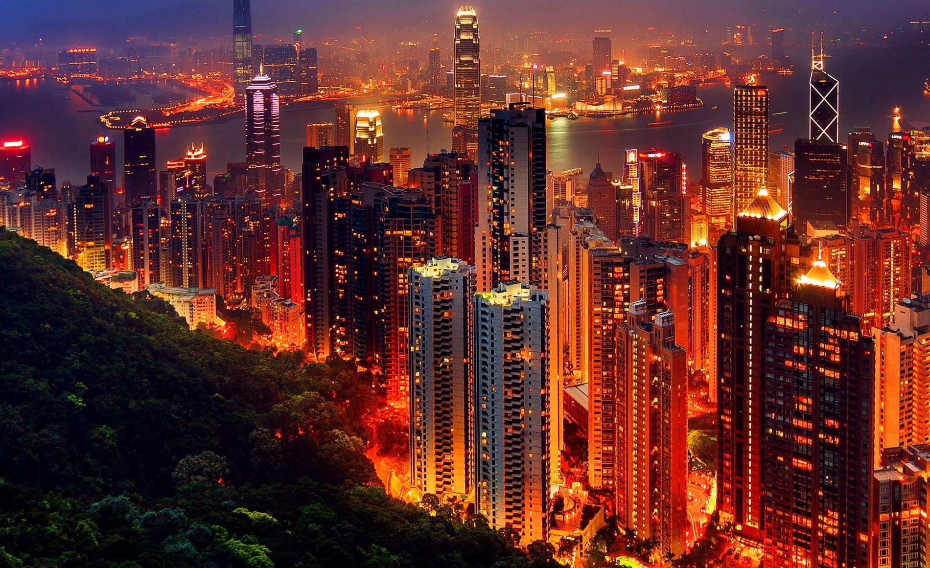 china honk kong