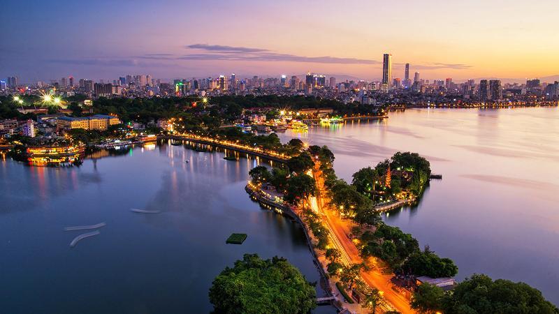 paesaggio vietnam