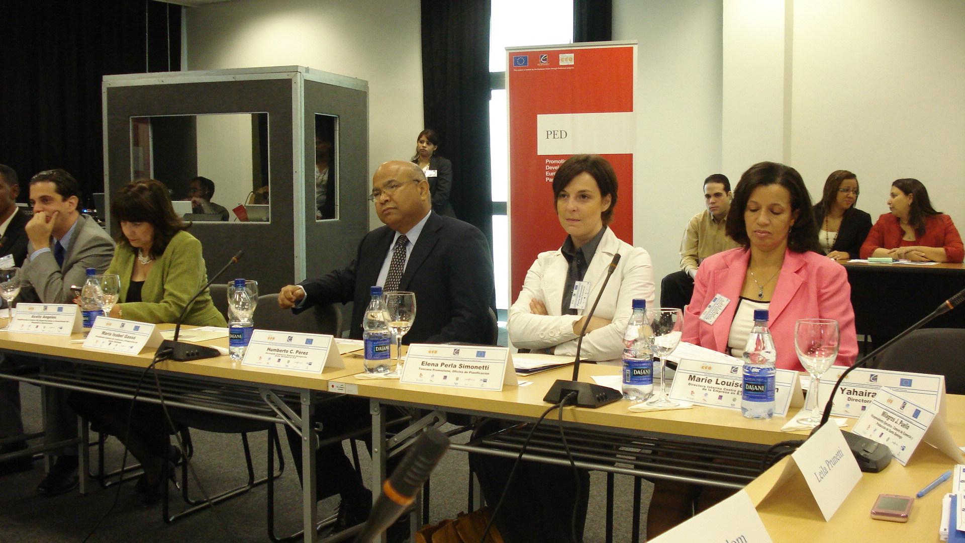 P.E.D. – Promoting the Economic Development through European and Caribbean